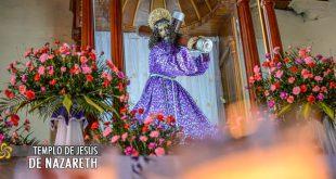 Jesusito con flores