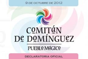 Declaratoria Comitan Pueblo Mágico
