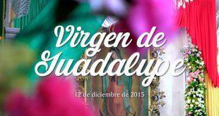Festividad de la Virgen de Guadalupe
