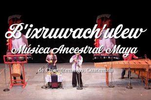 Música Ancestral Maya