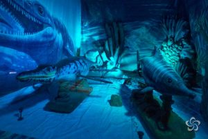Exposición Dinosaurios Animatronics