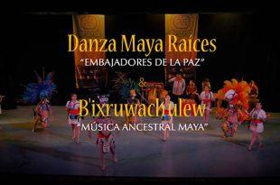 Danza Maya Raíces Bixruwachulew