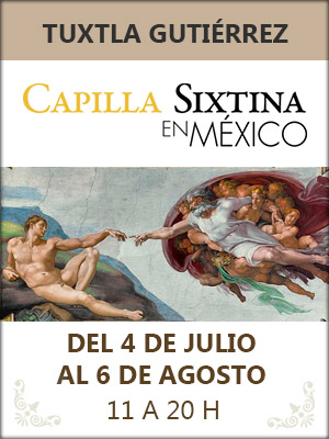 capilla sixtina tuxtla chiapas