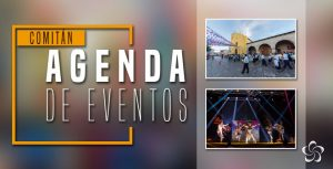 Agenda de eventos culturales en Comitán de Domínguez