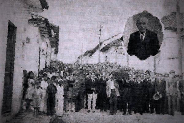 Funeral de Mariano N. Ruiz Suasnávar