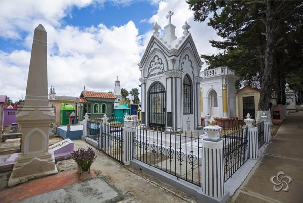 Capilla del Dr. Belisario Domínguez Palencia en el Panteón de Comitán