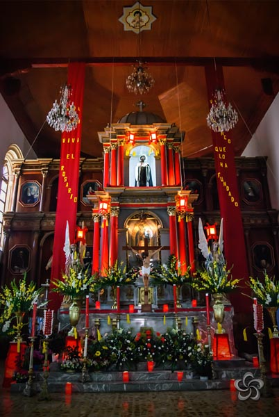 altar principal